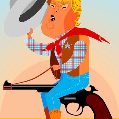 Trump and the gun lobby