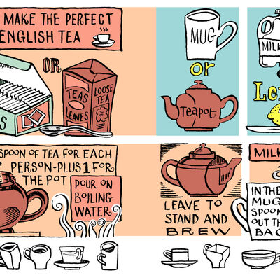 How to make the perfect cup of tea