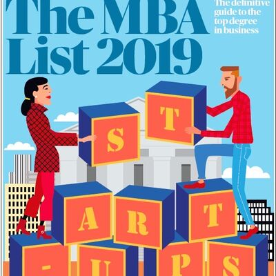 MBA List 2019 cover