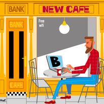 B bank