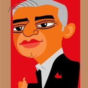 Lord Mayor of London Sadiq Khan