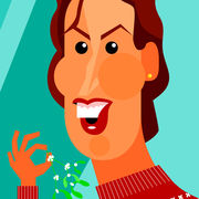 Miranda Hart for the NZListener