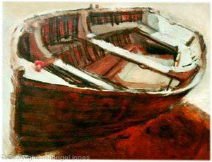 Aberdyfi Row Boat