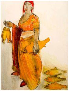 Goldfish Seller II