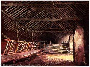 Lower Cattle Barn