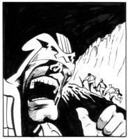 Judge Dredd panel 1