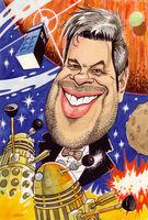 40th birthday caricature