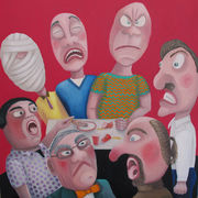 Anger management - the last biscuit