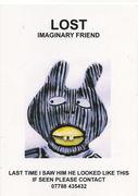 lost - imaginary friend