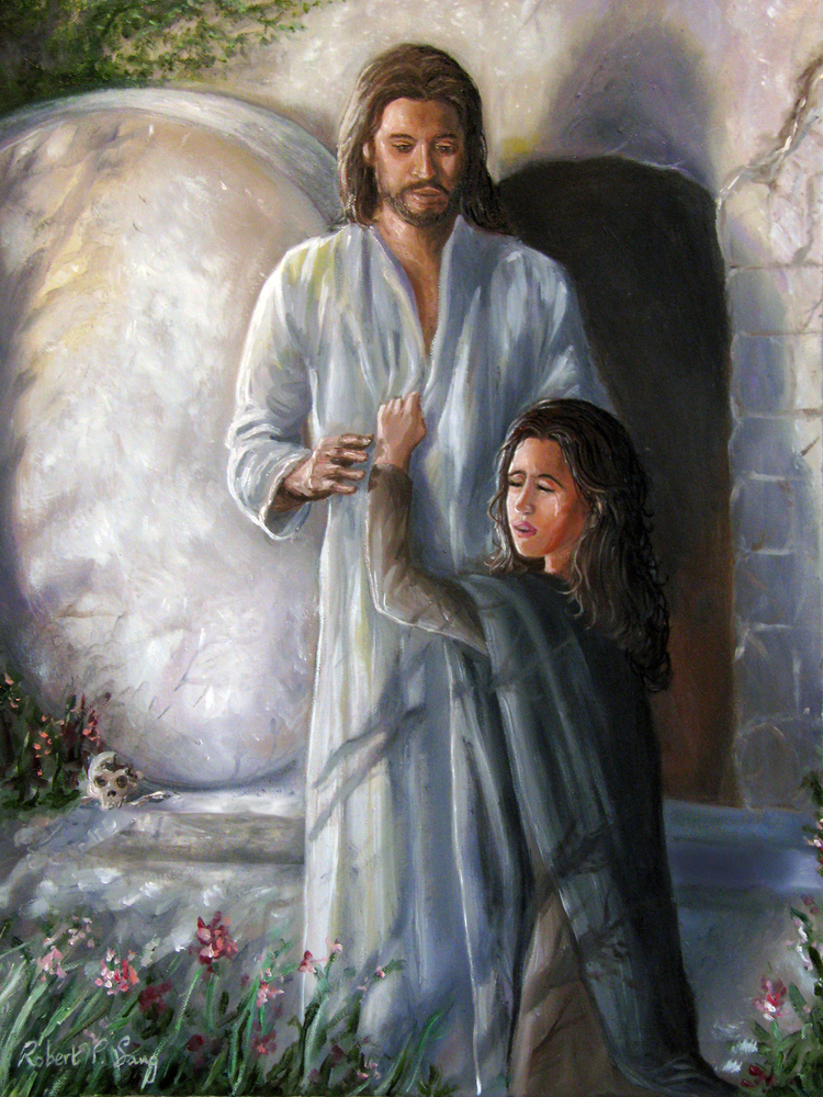 jesus and mary magdalene Thirty sumptuous paintings of mary magdalene and jesus with a key to hidden meanings, and bible text for her story.