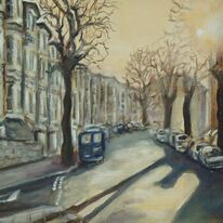 Buckingham Street Dawn