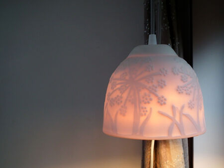 Fennel Lampshade
