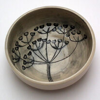Cow Parsley Small Bowl