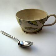 Leaves Mug Bowl