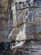 Deltaic sandstone