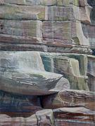 Red Sandstone, Fleswick Bay