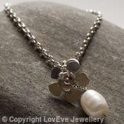 Lotus flower bracelet