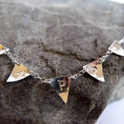 Happy Bunting Necklace
