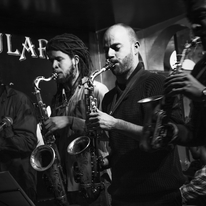 Habana y Madrid Sax at Cafe Jazz Populart