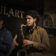 Habana y Madrid Sax at Cafe Jazz Populart