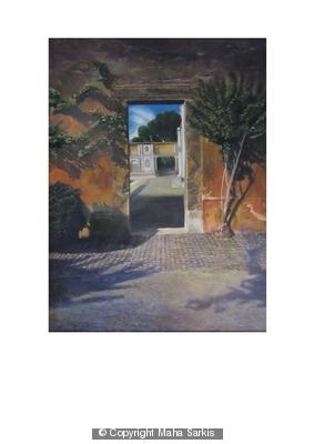 Villa, Rome