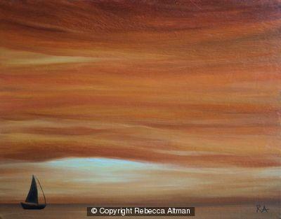 Sailing Late
