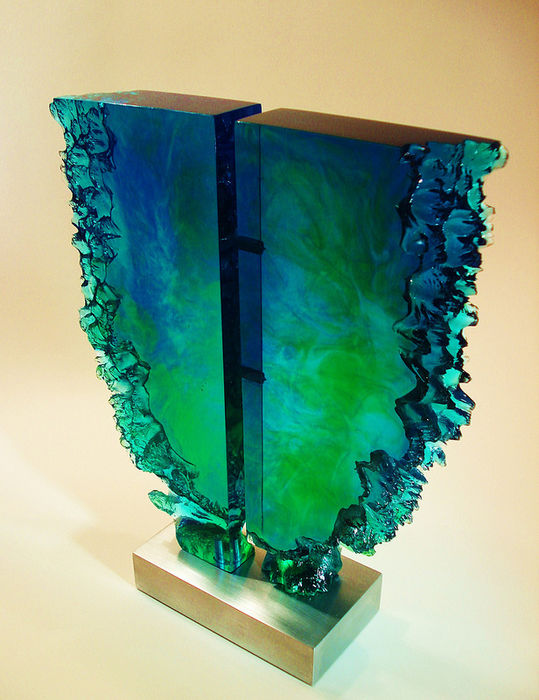 Guy lewis sculpture cast resin for Http pictures