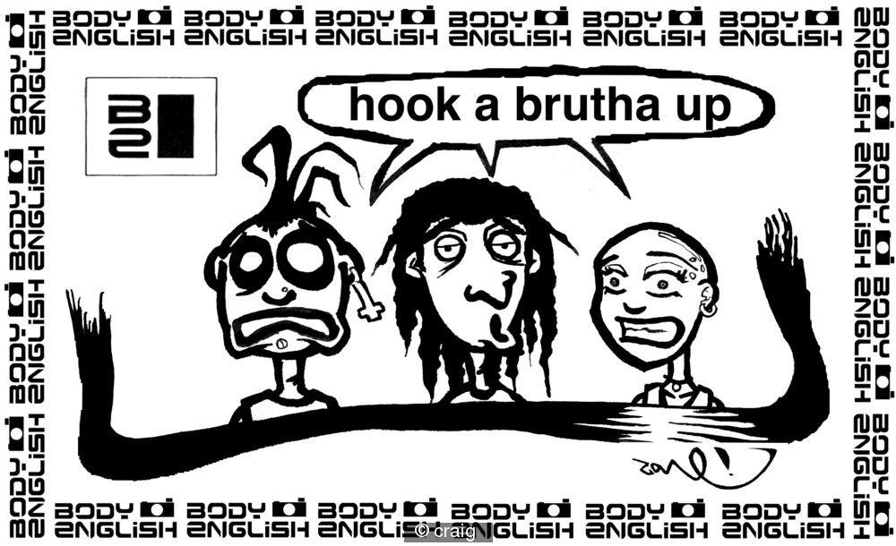 hook a brutha up
