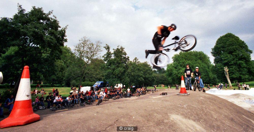 Craig Stevens WHIP I UP ST GEORGE JAM 2003