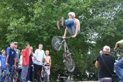 Simon no foot candybar St George Jam 2005