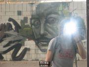 A self portrait for Salvador Dali