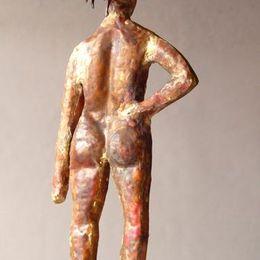 Artemis the Goddess - back view