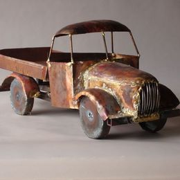 Old Chevvy truck