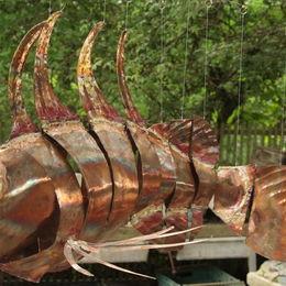 large scorpion fish