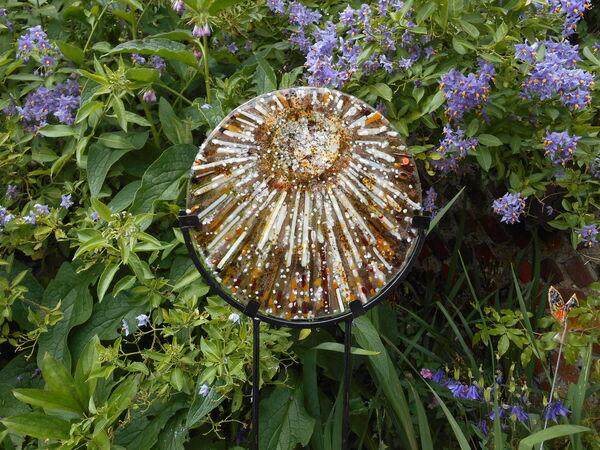 Fused Glass Orbs