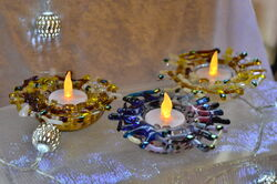 Sparkle Tea Lights