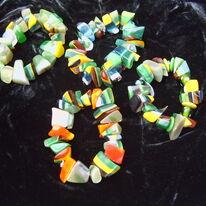 Autumn Resin Bracelets