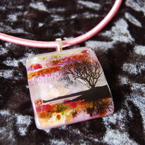 Tree of Life Pendant Flush Skies