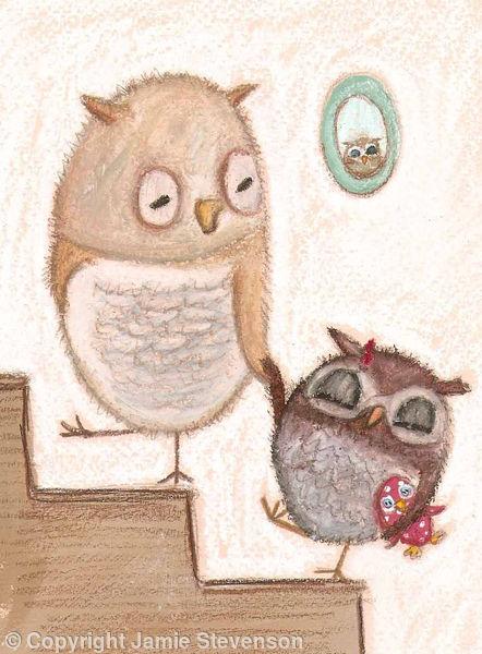 Bedtime for Little Owl