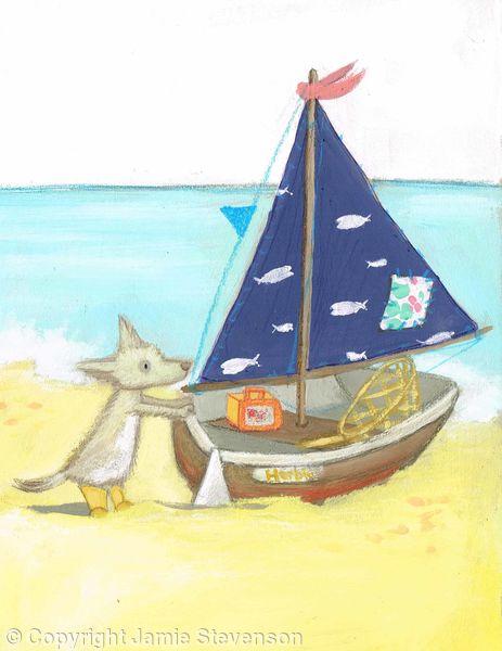 Herbie's Boat