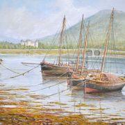 Loch Fynne Fifies,Inveraray