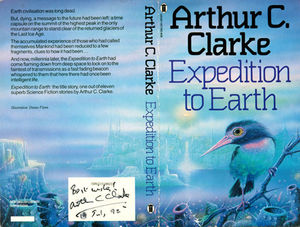 Expedition to Earth cover