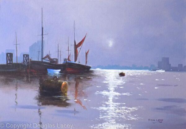 Thameside Mooring