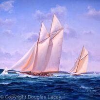 the schooner 'KATOWRA'