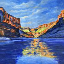 Grand Canyon Reflections