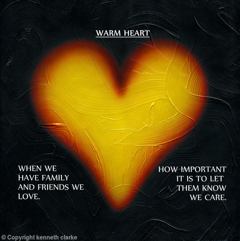 Word Heart.