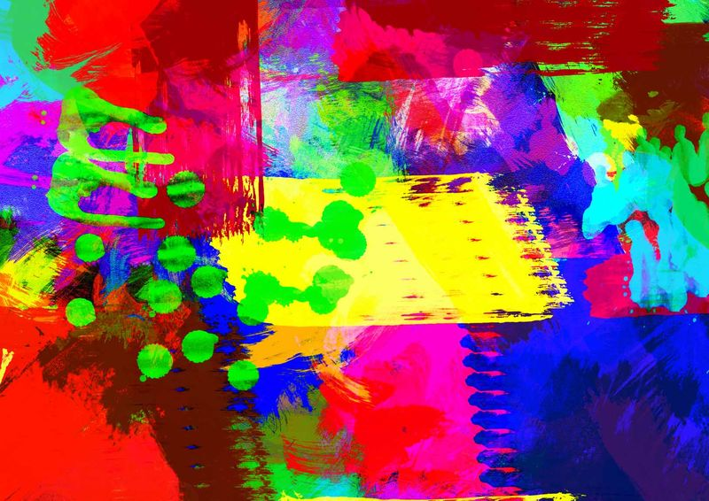 :vivid colour abstraction (3)
