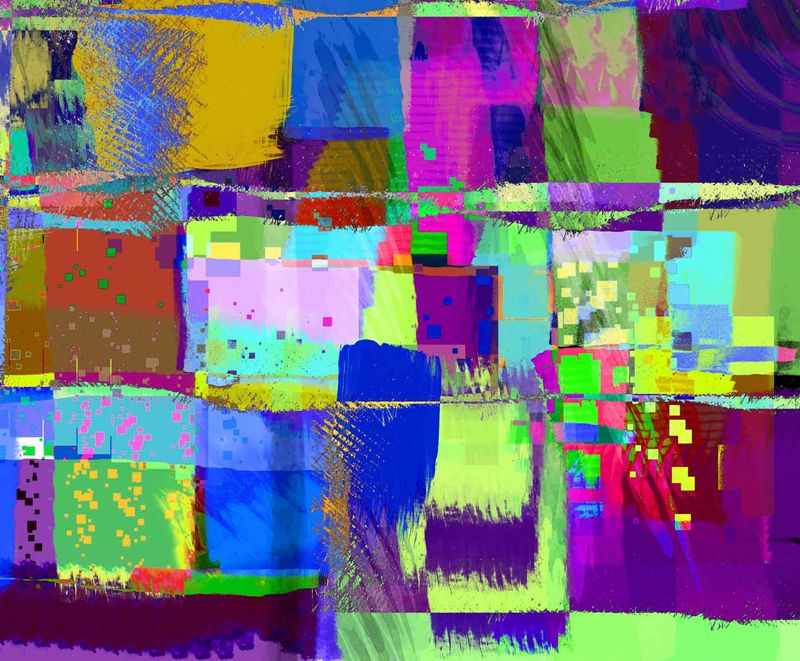 vivid colour abstraction (11)
