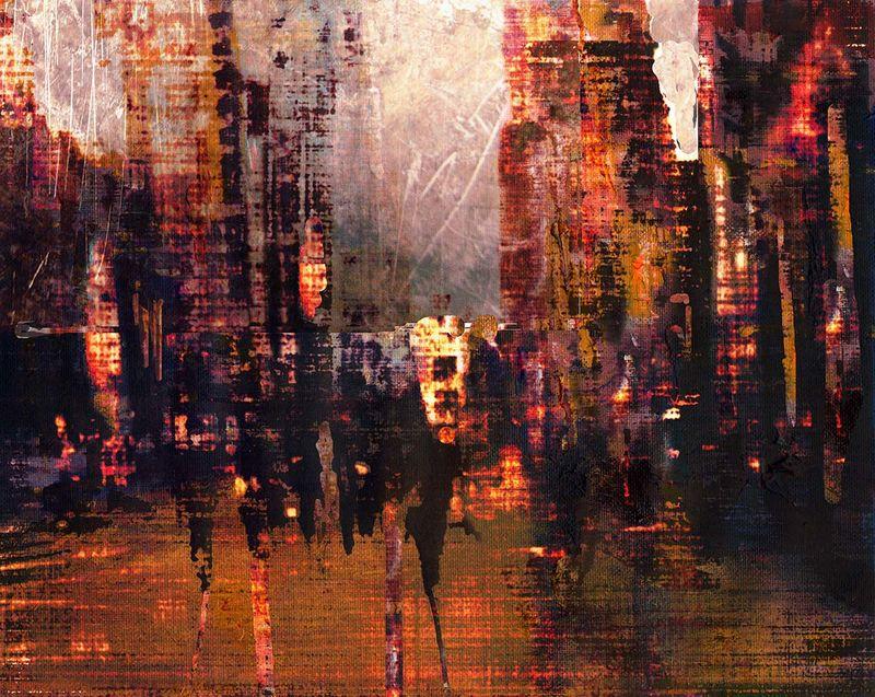 city scene 3