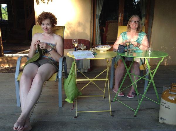crocheters